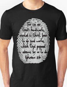Ephesians 2:10  T-Shirt