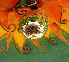 The Disco Ball by WildestArt