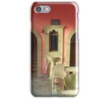Atlas Travel Metal Arch Work iPhone Case/Skin