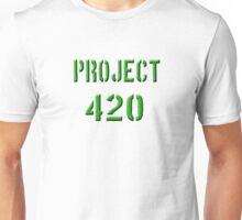 PROJECT 420 green 0002 Unisex T-Shirt