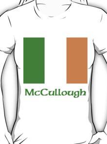 McCullough Irish Flag T-Shirt