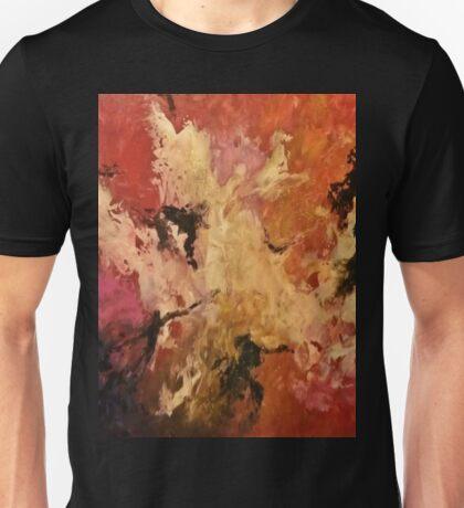 WHITE FLAME Unisex T-Shirt