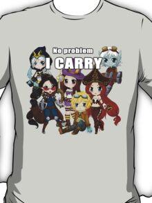 No problem I carry - League of Legends T-Shirt