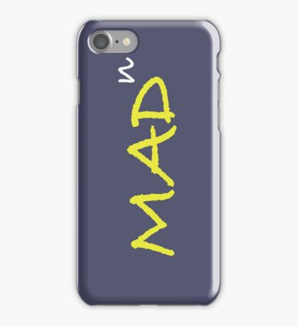 Infinitely Mad iPhone Case/Skin