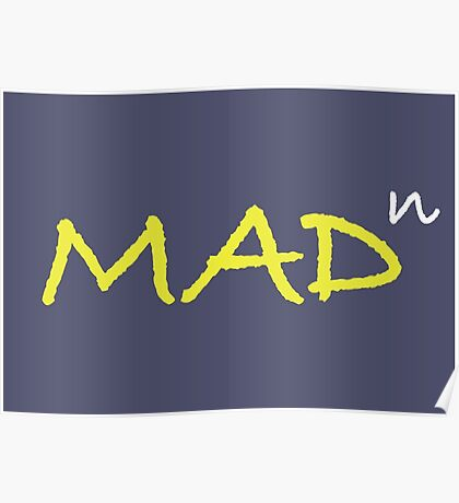 Infinitely Mad Poster