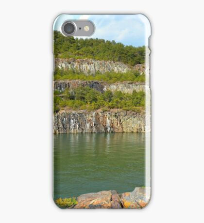Layers in Nature iPhone Case/Skin