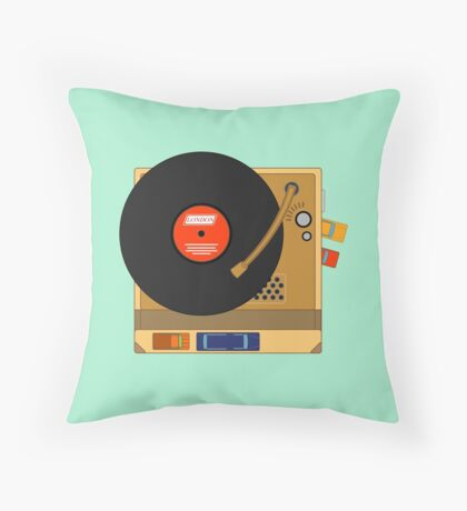 Wes Anderson's The Royal Tenembaums Throw Pillow