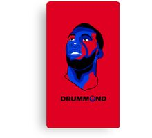 Drummond Canvas Print