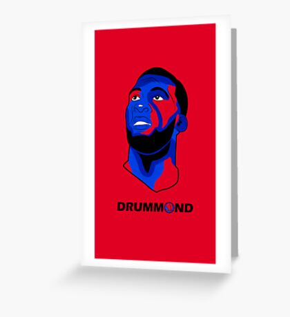 Drummond Greeting Card