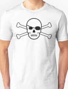 pirate skull and crossbones T-Shirt