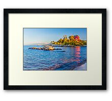 Marquette Harbor Lighthouse Framed Print