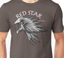 Red Star Headdress Unisex T-Shirt