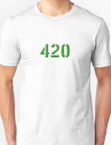 420 green 0001 T-Shirt