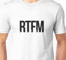 RTFM - Read The Fu%king Manual Unisex T-Shirt