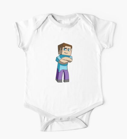 Your own Steve Shirt or phone One Piece - Short Sleeve