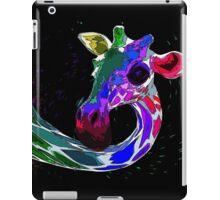 Psychedelic Giraffe iPad Case/Skin