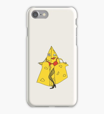 Sexy Cheese iPhone Case/Skin