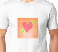 Hearts Unisex T-Shirt
