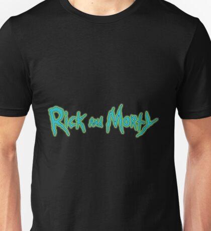 Rick and Morty [horizontal] Unisex T-Shirt