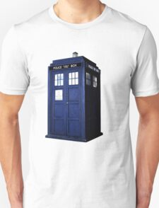 Simple Tardis  T-Shirt