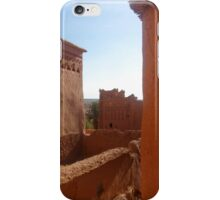 Atlas Travel Desert Quarz iPhone Case/Skin