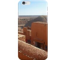 Atlas Travel Desert 2Quarz phone iPhone Case/Skin