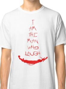The man who laugh Classic T-Shirt