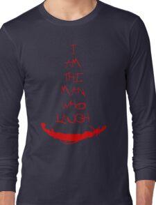 The man who laugh Long Sleeve T-Shirt