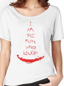 The man who laugh Women's Relaxed Fit T-Shirt