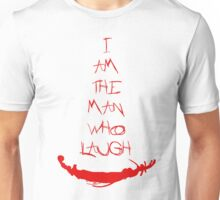 The man who laugh Unisex T-Shirt