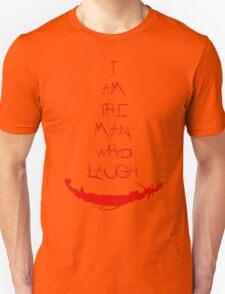 The man who laugh Unisex T-Shirt