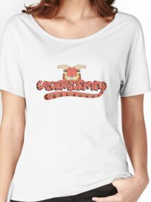 Rick and Morty: Gazorpazorpfield - Gimme My Darn Enchiladas! Women's Relaxed Fit T-Shirt