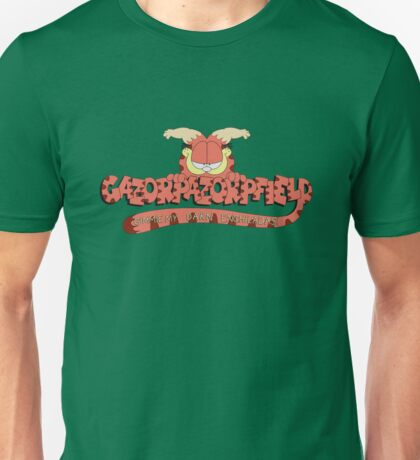 Rick and Morty: Gazorpazorpfield - Gimme My Darn Enchiladas! Unisex T-Shirt