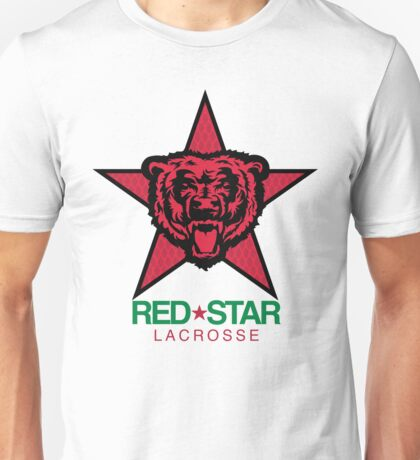 Red Star Logo Unisex T-Shirt