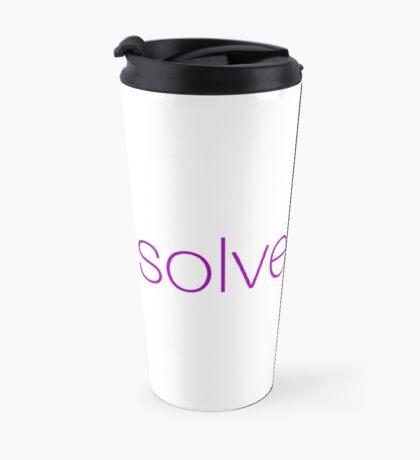 Solve This Travel Mug