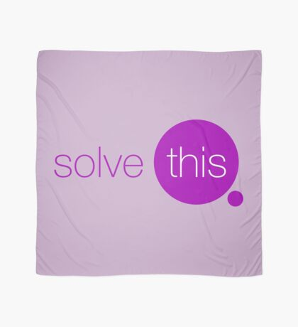 Solve This Scarf