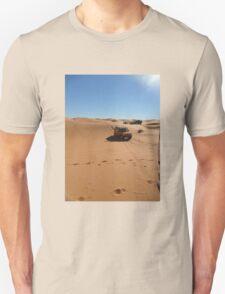 Atlas Travel Desert Caravan Tshirt T-Shirt
