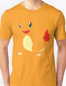 Charmander Minimalist T-Shirt