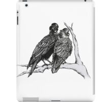 Attempted Murder - No Text iPad Case/Skin