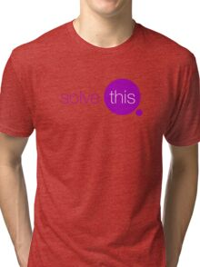 Solve This Tri-blend T-Shirt