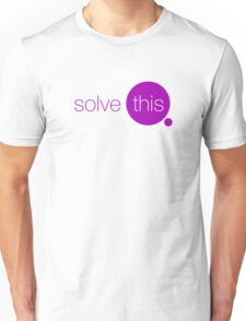 Solve This T-Shirt
