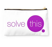 Solve This Studio Pouch