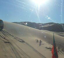 Atlas 2Travel Desert Caravan Phone2 by AnaCanas