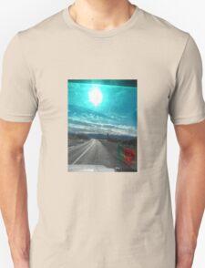 Atlas sky travel Tshirt T-Shirt