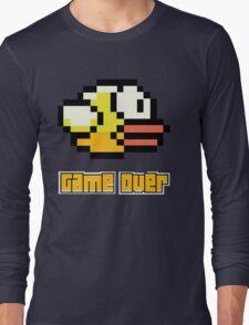 Flappy Bird Swag Long Sleeve T-Shirt