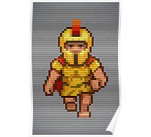 Pixel Legionary Poster