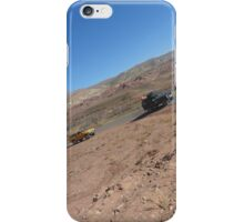 Atlas travel caravan 2 desert phone iPhone Case/Skin