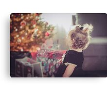 The Wonder in a Childs Eye Canvas Print