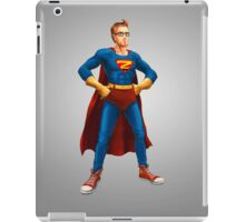 Geek Hero iPad Case/Skin