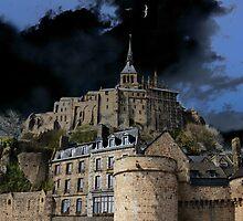Mont St Michel by Gerard Mignot
